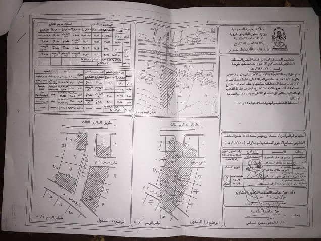 ارض للبيع على الدائري الثالث في مكة