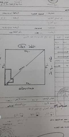 أرض في الشيبية 1085م في منطقة مشرقة ومميزة داخل حد الحرم