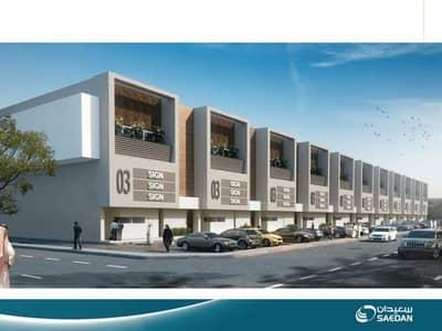 معرض تجاري واسع  للايجار في مركز الياسمين التجاري , الرياض