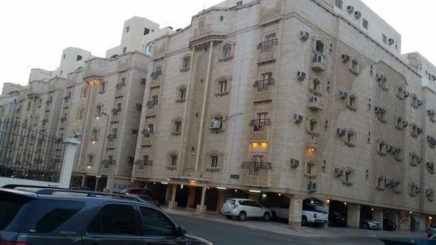 عمارتين للبيع في حي الحرمين 1