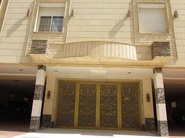 شقة للبيع في حي الحرمين 1 / جدة مشروع ( خلف المزرعة )