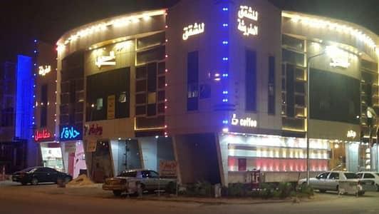 عمارة تجارية  للبيع في الزلفي، منطقة الرياض - عمارة شقق مفروشة ومعارض تجارية للبيع