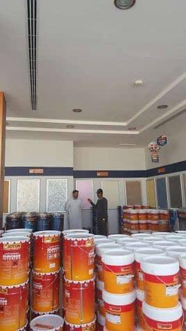 عقارات تجارية اخرى  للايجار في الرياض، منطقة الرياض - معارض واسعة للايجار في مخطط العارض , الرياض