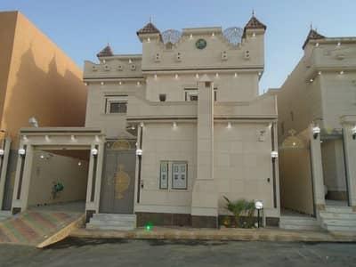فیلا 3 غرفة نوم للبيع في الرياض، منطقة الرياض - فلل درج درج بالصالة وشقتين