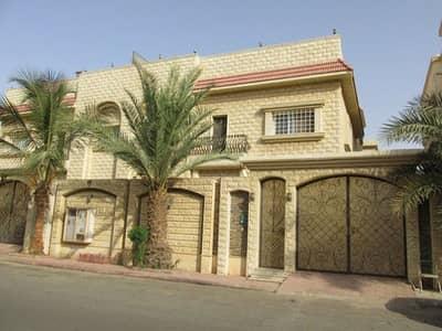 فیلا 4 غرفة نوم للايجار في الرياض، منطقة الرياض - فيلا مساحتها الداخلية واسعة للايجار في المحمدية، جدة