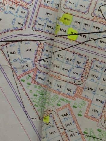 أرض للبيع في مخطط جوهرة العروس  جزء 1 /ها جدة