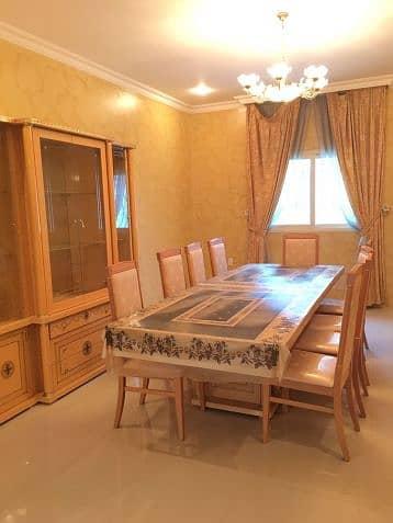 فیلا 3 غرفة نوم للايجار في الخبر، المنطقة الشرقية - Dining Room