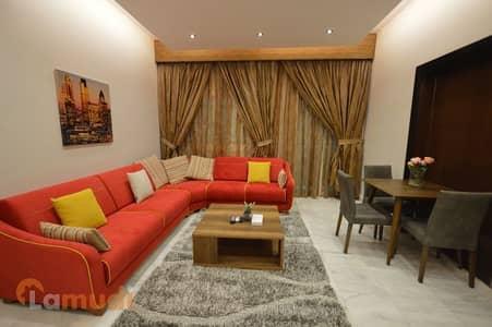 2 Bedroom Flat for Rent in Riyadh, Riyadh Region - استوديو مفروش مكون من غرفتين وصالة بإطلالة مميزة للإيجار وبمدة مرنة