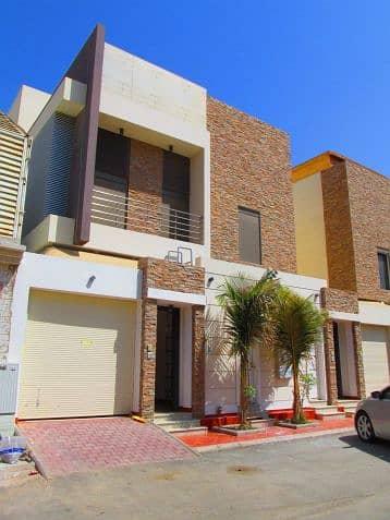فیلا 3 غرفة نوم للايجار في جدة، المنطقة الغربية - فيلا للايجار في حي النور أبحر الجنوبي