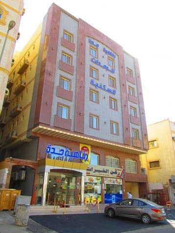 Commercial Building for Sale in Jeddah, Western Region - عمارة تجارية ( شقق مفروشة ) للبيع في حي البوادي - جدة