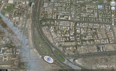 Residential Land for Sale in Al Dilam, Riyadh Region - Land 892 m in Khalidiya near the King Road