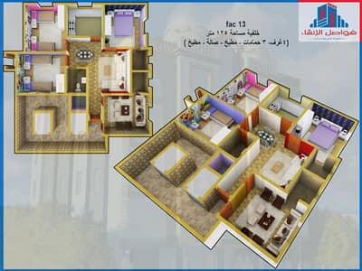 فلیٹ 5 غرفة نوم للبيع في الرياض، منطقة الرياض - شقق للتمليك باقساط تبدء من 3000 ريال شهري