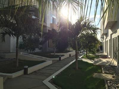 فیلا  للايجار في جدة، المنطقة الغربية - Modern Greenish  Villa for Rent in Semi Compound North Jeddah – Near by King Palace– Al Murjan