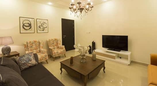 شقة 3 غرفة نوم للبيع في الدرعية، منطقة الرياض - غرفة الضيوف مع فرش