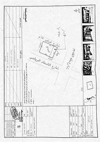 محل تجاري  للايجار في جدة، المنطقة الغربية - كروكي القطعة