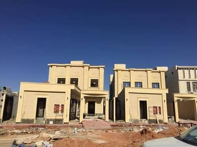 5 Bedroom Villa for Sale in Riyadh, Riyadh Region - فيلا للبيع بحي الرمال درج داخلي اسعار ممتازه تشطيبات سوبر لوكس