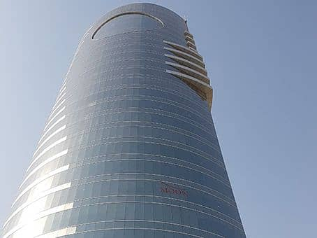 STOP! Rent right now a large office for more than 6 people in Riyadh, Moon Tower