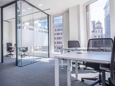 شقة 1 غرفة نوم للايجار في مدينة الملك عبدالله الاقتصادية، المنطقة الغربية - Rent your private office space in Bay La Sun, King Abdullah Economic City