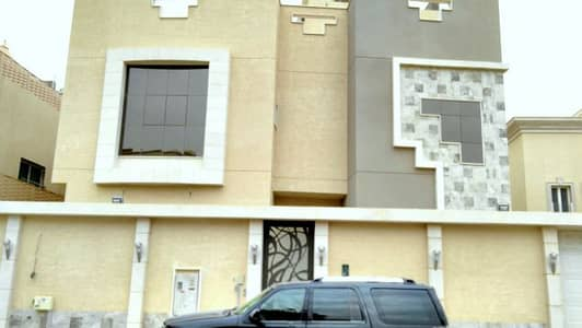 8 Bedroom Villa for Sale in Riyadh, Riyadh Region - فيلا بحي العقيق غرب مدينة الملك عبدالله المالية