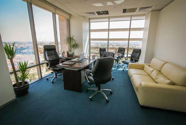 Impressive, Premium 5 Star Offices in Jameel Square, Jeddah