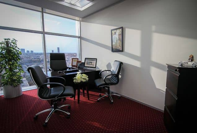 Impressive, Premium 5 Star Offices in Al Murjanah Tower, Jeddah