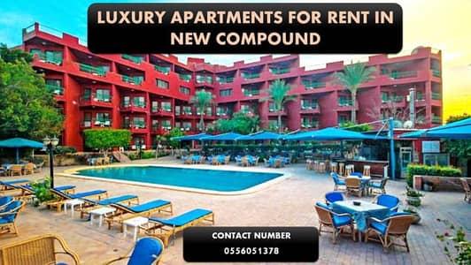5 Bedroom Flat for Rent in Al Diriyah, Riyadh Region - JEDDAH