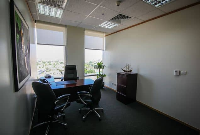 Unbranded 5 Star Serviced Office in Jameel Square
