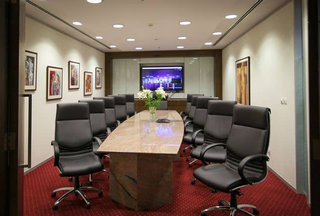 Fully Furnished Serviced Offices in Al Murjanah Tower