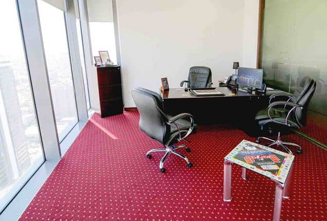 Unbranded 5 Star Serviced Office in Al Hugayet Tower