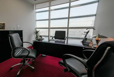 Fully Furnished Serviced Offices in Al Khobar Gate Tower