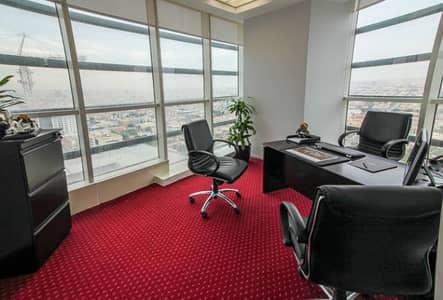 Office for Rent in Al Khobar, Eastern Region - Fully Furnished Serviced Offices in Al Khobar Gate Tower
