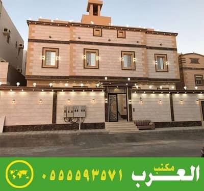 Residential Building for Sale in Jeddah, Western Region - واجهة العمارة