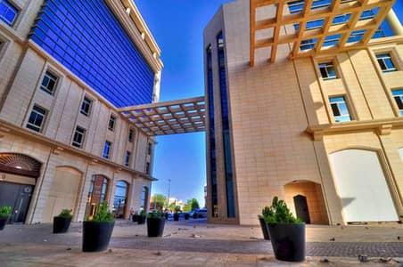 مكتب  للايجار في الدلم، منطقة الرياض - مساحة مكتبية فاخرة 185متر للايجار في مركز بن سليمان