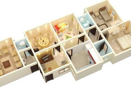 3 Bedroom Flat for Sale in Mecca, Western Region - Photo
