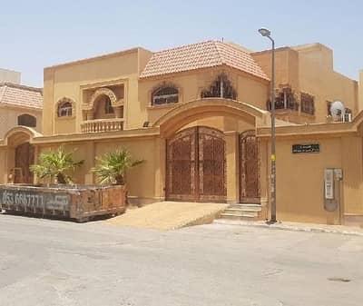 فیلا 6 غرفة نوم للبيع في الرياض، منطقة الرياض - للبيع فيلا سكنية حي نمار درج داخلي ش15م غرب الرياض