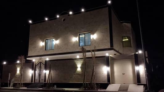 فیلا 7 غرفة نوم للبيع في جدة، المنطقة الغربية - للبيع فيلا فاخره ف ابحر الشماليه بمخطط البيت المثالي حي الياقوت